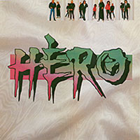 HERO : Hero. Album Cover