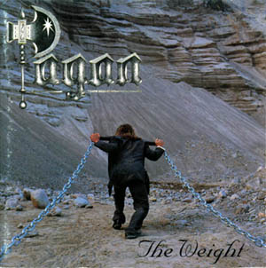 Pagan : The Weight. Album Cover